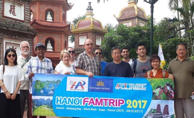 Quảng bá du lịch Việt Nam đến du khách Australia