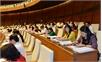 Trình Quốc hội phê chuẩn quyết toán thu, chi ngân sách Nhà nước
