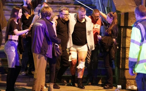 Nổ lớn ở Manchester (Anh), 19 người thiệt mạng