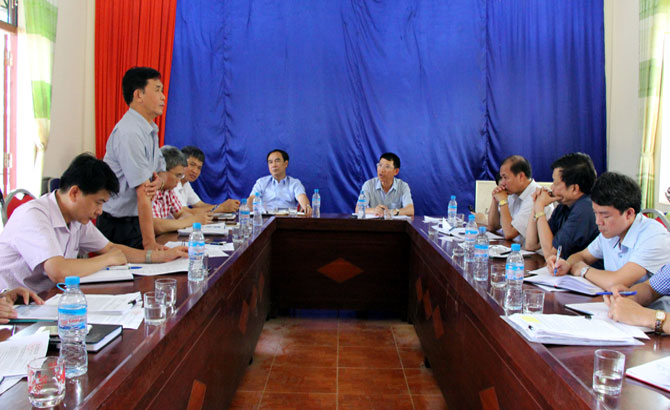 Construction of the Tay Yen Tu spiritual – ecotourism site accelerated