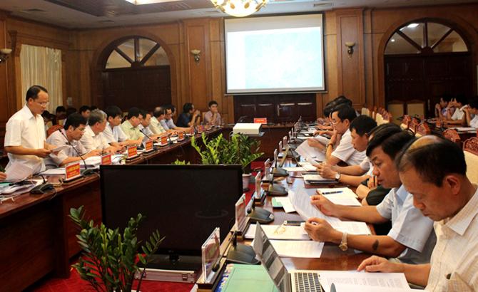 UBND tỉnh họp thường kỳ tháng 5: Cho ý kiến vào một số dự thảo quy định trong lĩnh vực giáo dục-đào tạo