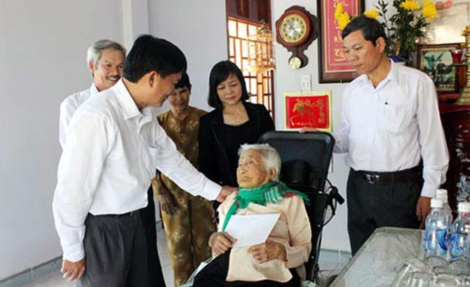 Lạng Giang: Hơn 500 triệu đồng tổ chức các hoạt động tri ân người có công