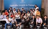 25 học viên nhận học bổng Chính phủ Australia chuẩn bị lên đường du học