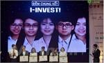 Sinh viên Học viện Tài chính giành quán quân I-INVEST! 2017