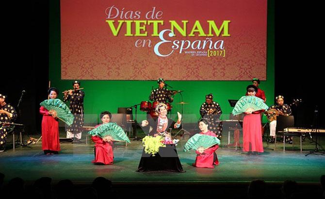Vietnam Days in Spain 2017 opens