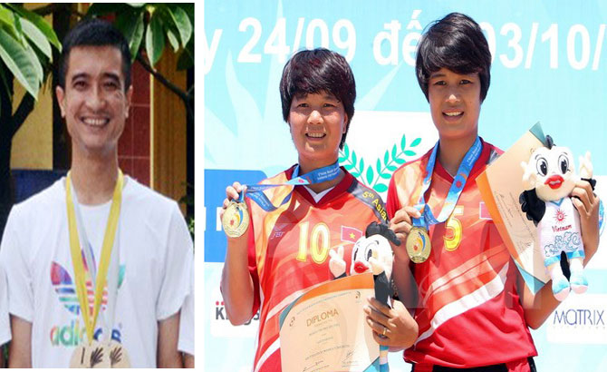 Bac Giang's three shuttlecock players join national team
