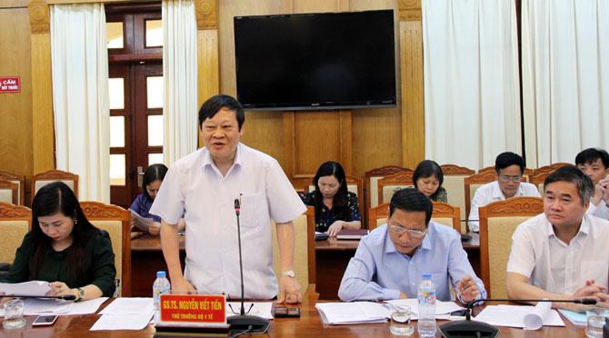 Tiếp tục sắp xếp, nâng cao hiệu quả hoạt động các đơn vị y tế công lập trên địa bàn tỉnh Bắc Giang