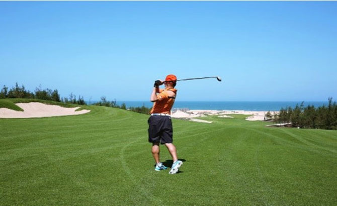 Amateur golfer championship attracts 120 players