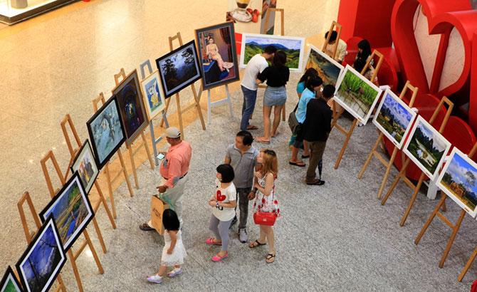 Exhibition brings Vietnam closer to Myanmar