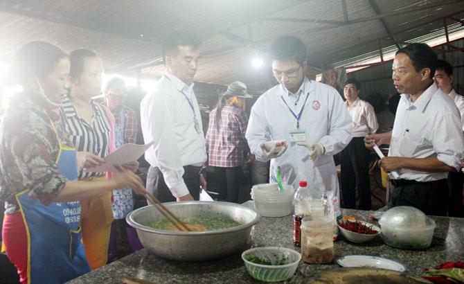 Bảo đảm chất lượng suất ăn công nghiệp