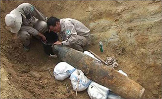 Lập Ban chỉ đạo Quốc gia khắc phục hậu quả bom mìn và chất độc hóa học