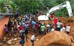 Sri Lanka: 100 người thiệt mạng do lũ lụt và lở đất