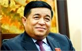 Bộ trưởng Bộ Kế hoạch và Đầu tư Nguyễn Chí Dũng: Có thể đạt được mục tiêu tăng trưởng 6,7%