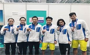 Vietnam beats Singapore, takes Sudirman Cup's Group 2