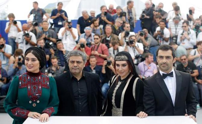 """Phim Iran đoạt giải """"Góc nhìn đặc biệt"""" tại Cannes 2017"""