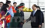 Hoạt động của Thủ tướng Nguyễn Xuân Phúc tại Hoa Kỳ