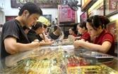 Vàng Rồng Thăng Long vượt mốc 35 triệu đồng mỗi lượng