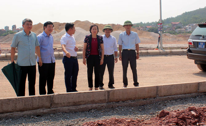 Bac Giang works to improve urban planning