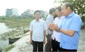 Chủ tịch UBND tỉnh Nguyễn Văn Linh: Xây dựng huyện nông thôn mới Việt Yên gắn với đô thị hóa