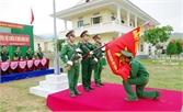 Trường Quân sự (Quân đoàn 2): Tuyên thệ chiến sĩ mới