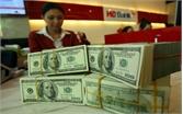 Giá USD giảm, vàng SJC lặng sóng