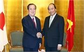 Thủ tướng Nguyễn Xuân Phúc bắt đầu thăm chính thức Nhật Bản