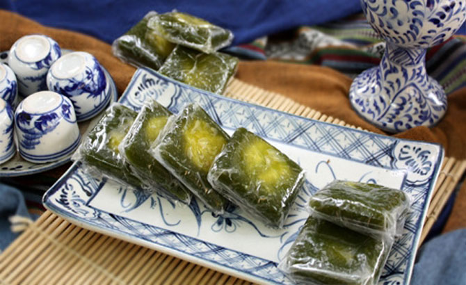 'Manh cong' cake - authentic flavor of ancient Hanoi