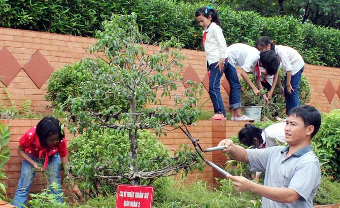 Nhân rộng chuỗi hoạt động bảo vệ môi trường