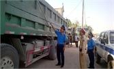 Bắc Giang: Ra quân xử lý xe quá khổ, quá tải