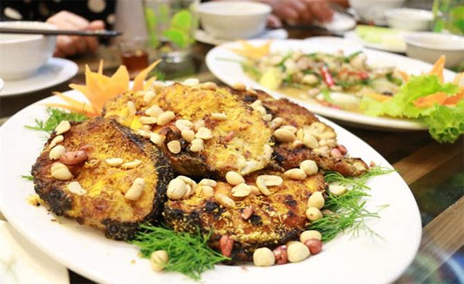 Exploring Phu Tho's lang fish specialty