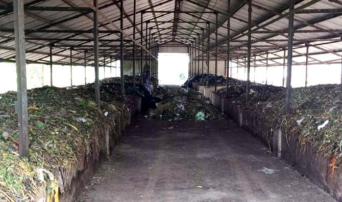 Thị trấn Vôi, Lạng Giang,  lò đốt rác,  môi trường, ô nhiễm