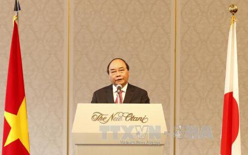 Thủ tướng Nguyễn Xuân Phúc kết thúc thành công chuyến thăm Nhật Bản