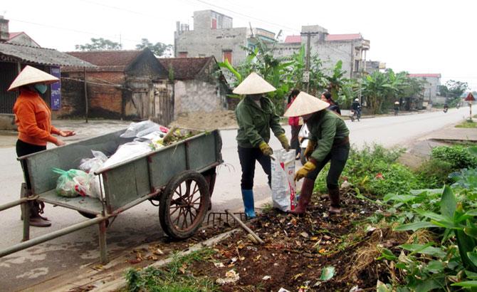 Hiệu quả mô hình phân loại rác tại nguồn