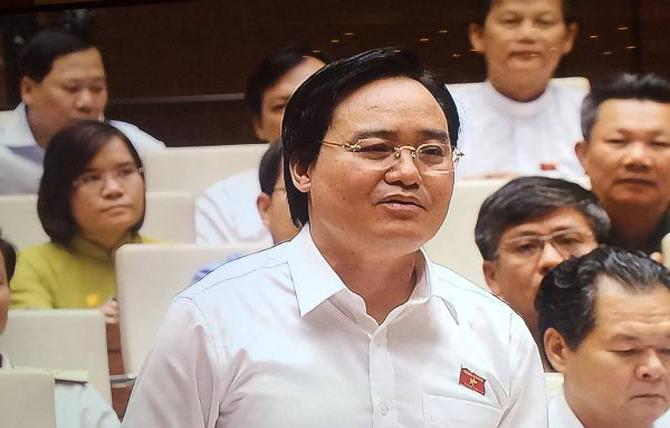 """Bộ trưởng Phùng Xuân Nhạ: """"Đưa ra khỏi ngành những giáo viên không đáp ứng yêu cầu"""""""