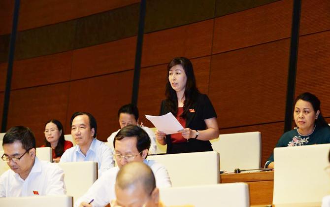 Trưởng Đoàn ĐBQH tỉnh Bắc Giang Lê Thị Thu Hồng: Gỡ nút thắt trong xây dựng Chính phủ điện tử