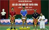 Giải thể thao truyền thống Hội Nhà báo tỉnh Bắc Giang lần thứ XIII