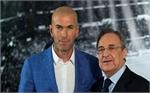 Chủ tịch Perez thưởng lớn cho HLV Zidane