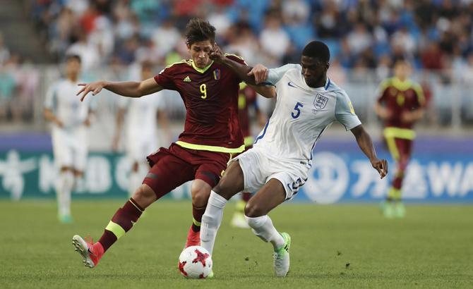 Chung kết World Cup U20: Bóng đá trẻ Anh giành chức vô địch