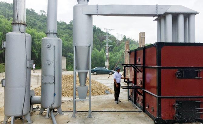 HTX Vệ sinh môi trường huyện Sơn Động: Góp sức cho môi trường trong lành