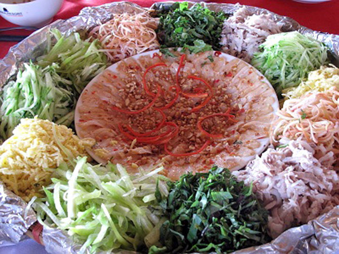 Five savory signature local dishes in Bac Giang province