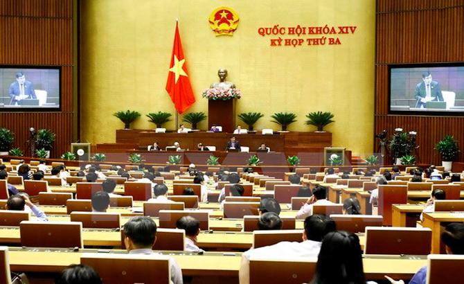 Quốc hội chưa biểu quyết thông qua dự thảo Luật Quy hoạch