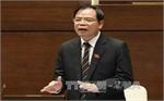 Bộ trưởng Bộ Nông nghiệp và PTNT nhận trách nhiệm về khủng hoảng thừa lợn