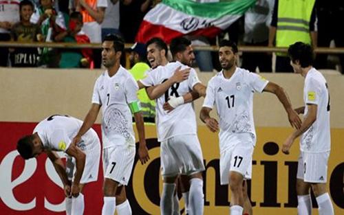 Xác định, đại diện, châu Á, đầu tiên, giành vé, tham dự, World Cup