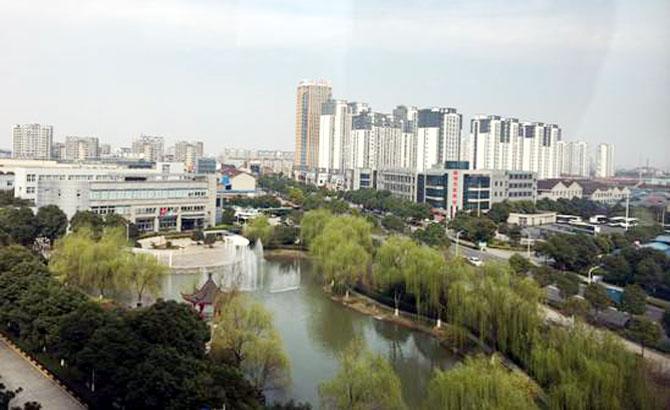 Kinh nghiệm xử lý rác thải  ở Giang Tô (Trung Quốc)
