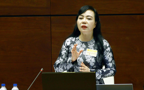 Bộ trưởng, Bộ Y tế, Nguyễn Thị Kim Tiến, trục lợi, bảo hiểm,  cơ quan y tế, người dân