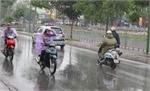 Bắc Bộ tăng mưa về đêm kèm theo dông sét và gió giật mạnh