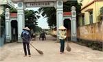 Thôn Non Dài: Sạch đường, đẹp ngõ