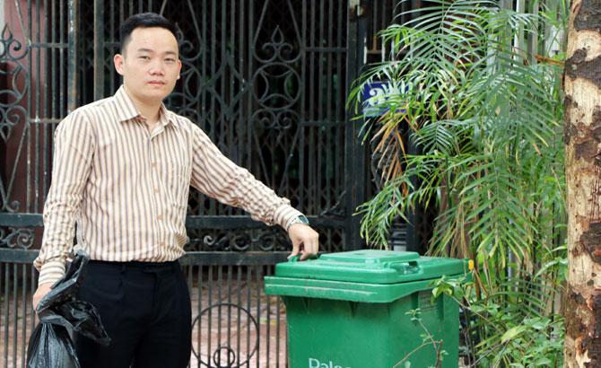 Việc làm nhỏ, ý nghĩa lớn,  Phí Quang Cường,  tổ dân phố số 5, Ngô Quyền