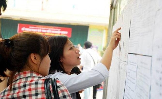 Bắc Giang: Công bố điểm kỳ thi tuyển sinh lớp 10 THPT năm học 2017-2018