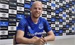 CLB Everton chiêu mộ thành công đội trưởng Ajax